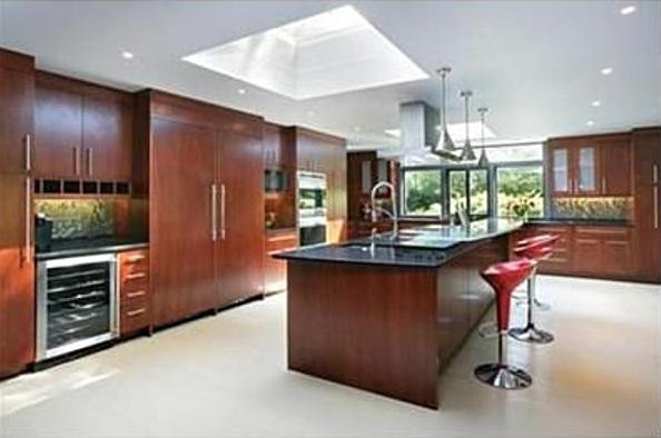 Boston Mass Real Estate Commercial Kitchen